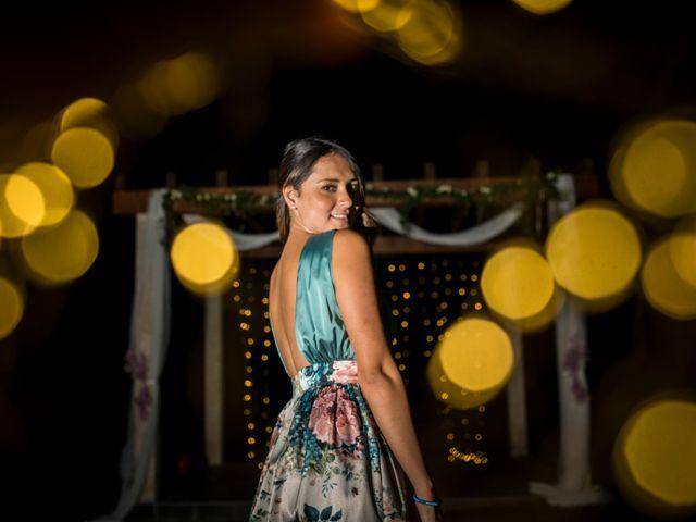 La boda de Javier y Alejandra en Vilalba, Lugo 38