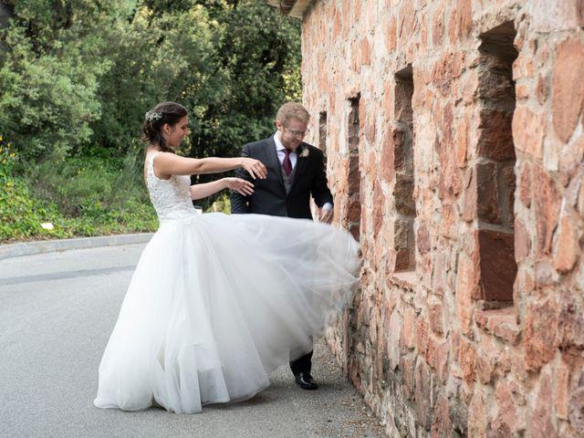 La boda de Xim y Bel en Matadepera, Barcelona 43