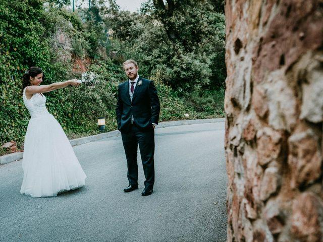 La boda de Xim y Bel en Matadepera, Barcelona 1