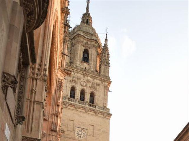 La boda de Carlos y Patricia en Villamayor, Salamanca 3