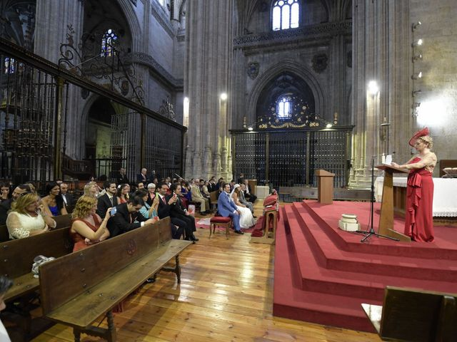 La boda de Carlos y Patricia en Villamayor, Salamanca 35