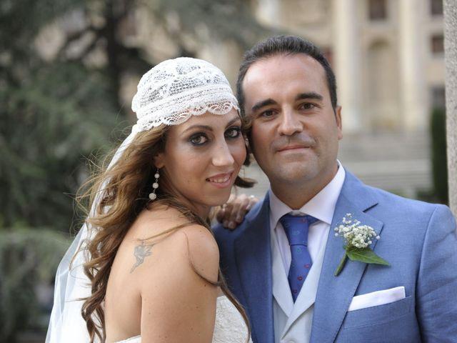 La boda de Carlos y Patricia en Villamayor, Salamanca 40