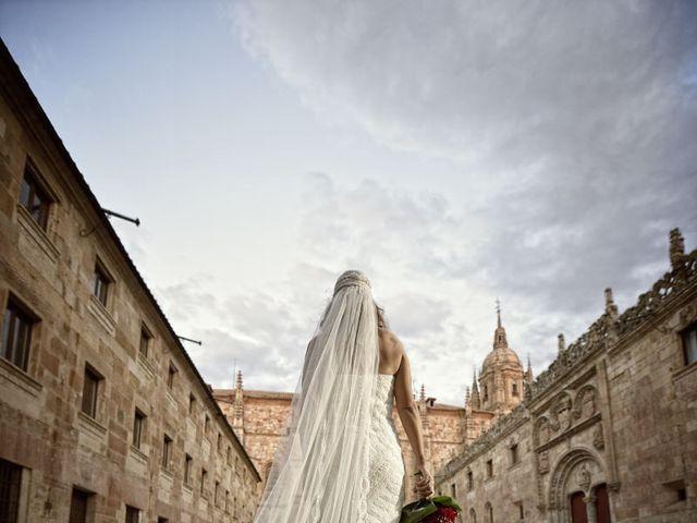 La boda de Carlos y Patricia en Villamayor, Salamanca 43