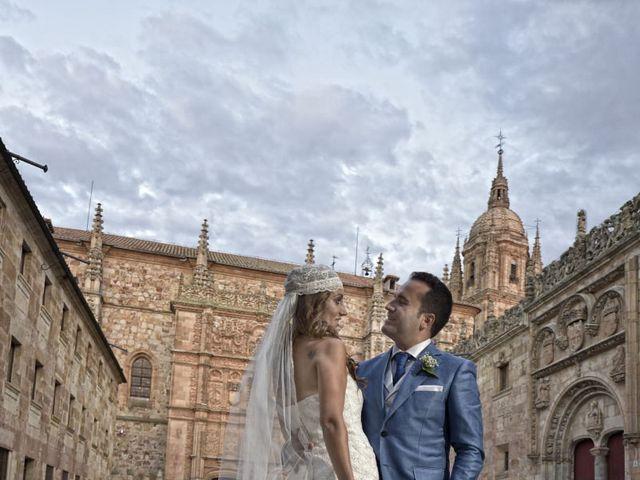 La boda de Carlos y Patricia en Villamayor, Salamanca 46