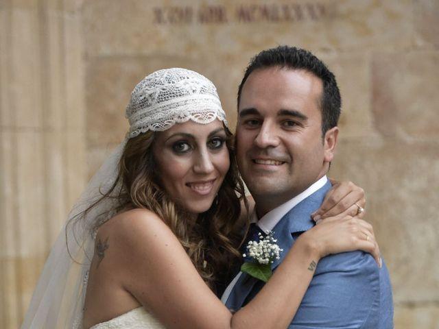 La boda de Carlos y Patricia en Villamayor, Salamanca 50