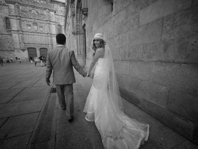 La boda de Carlos y Patricia en Villamayor, Salamanca 51