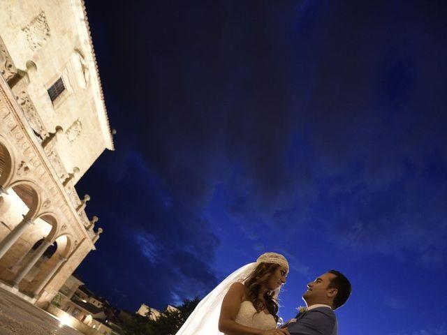 La boda de Carlos y Patricia en Villamayor, Salamanca 56