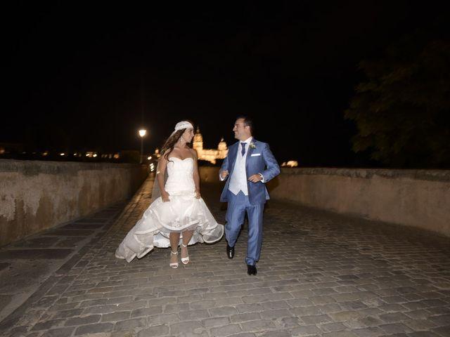 La boda de Carlos y Patricia en Villamayor, Salamanca 57