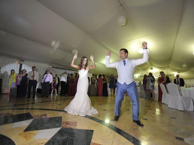 La boda de Carlos y Patricia en Villamayor, Salamanca 60