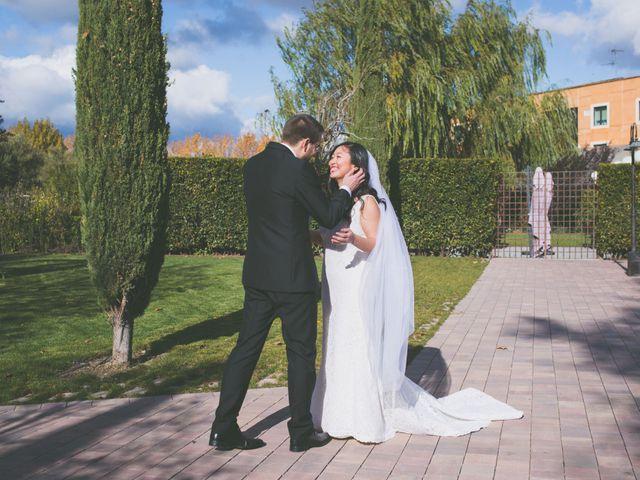 La boda de Jorge y Marissa en Leganés, Madrid 10
