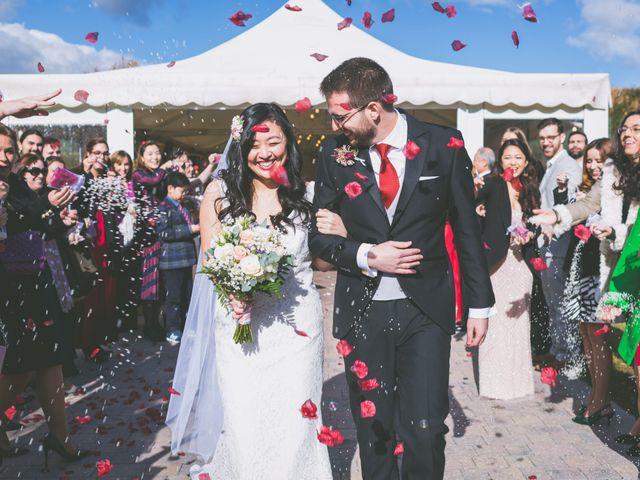 La boda de Jorge y Marissa en Leganés, Madrid 1