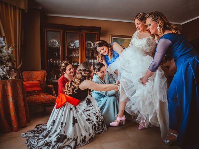 La boda de Adián y Lidia en Alquerías Del Niño Perdido, Castellón 4