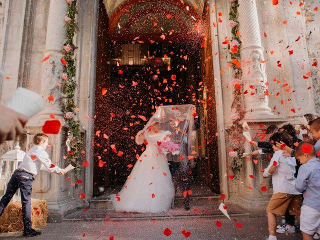 La boda de Adián y Lidia en Alquerías Del Niño Perdido, Castellón 9