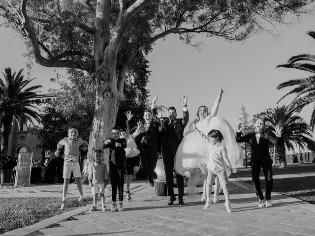 La boda de Adián y Lidia en Alquerías Del Niño Perdido, Castellón 14