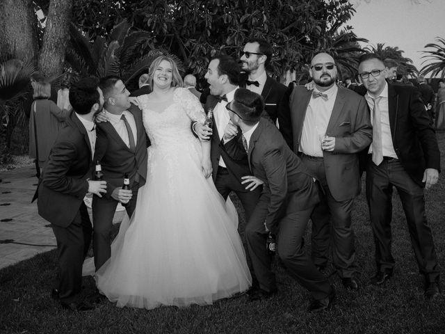 La boda de Adián y Lidia en Alquerías Del Niño Perdido, Castellón 17