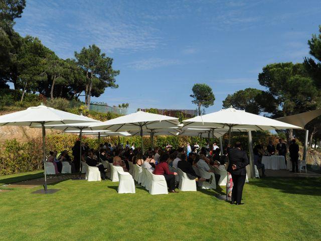 La boda de Vanessa y Raul en Lloret De Mar, Girona 21