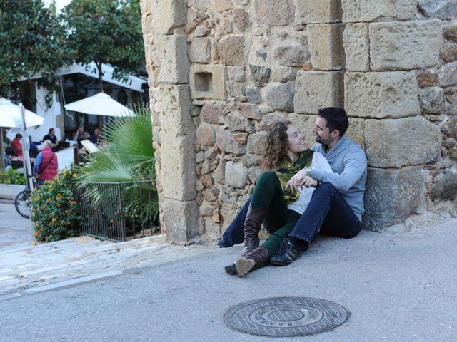 La boda de Vanessa y Raul en Lloret De Mar, Girona 22