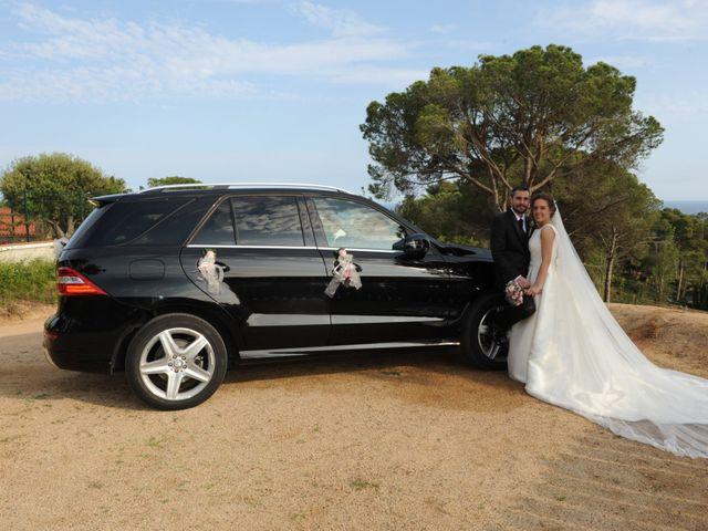 La boda de Vanessa y Raul en Lloret De Mar, Girona 29