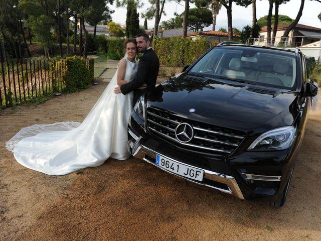 La boda de Vanessa y Raul en Lloret De Mar, Girona 30