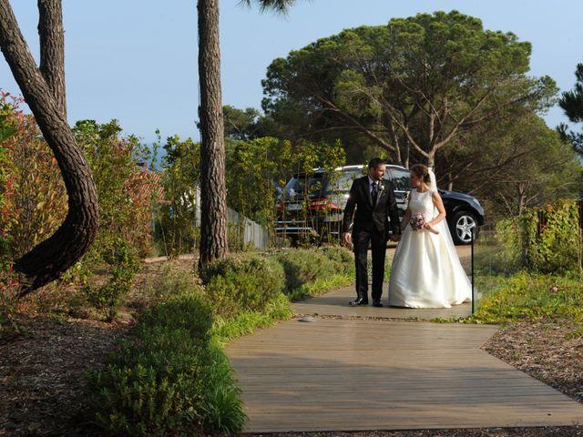 La boda de Vanessa y Raul en Lloret De Mar, Girona 31