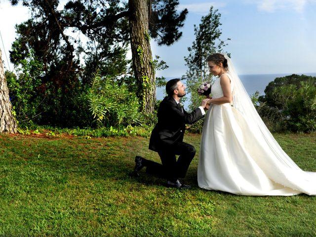 La boda de Vanessa y Raul en Lloret De Mar, Girona 35