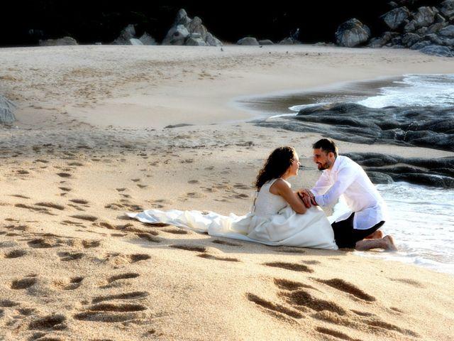 La boda de Vanessa y Raul en Lloret De Mar, Girona 45