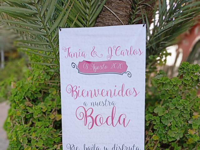La boda de Juan Carlos y Tania en Cartagena, Murcia 5