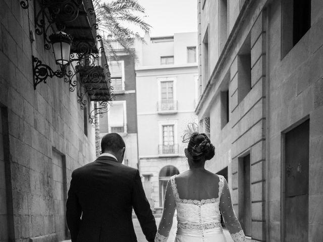 La boda de igor y Ángela en Alacant/alicante, Alicante 9