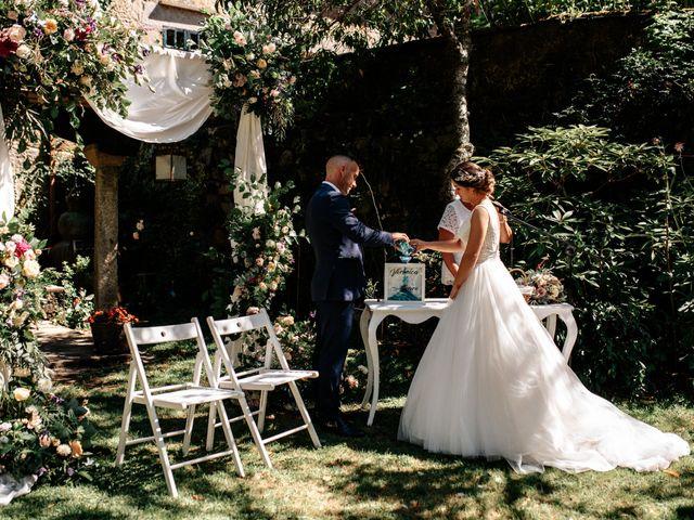 La boda de Alvaro y Veronica en Santiago De Compostela, A Coruña 1
