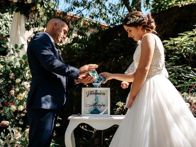 La boda de Alvaro y Veronica en Santiago De Compostela, A Coruña 2