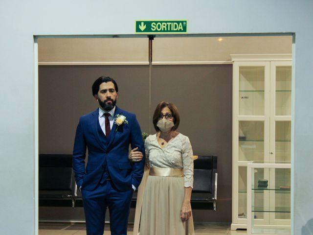 La boda de Emanuel y Jelsy en Sant Boi De Llobregat, Barcelona 21