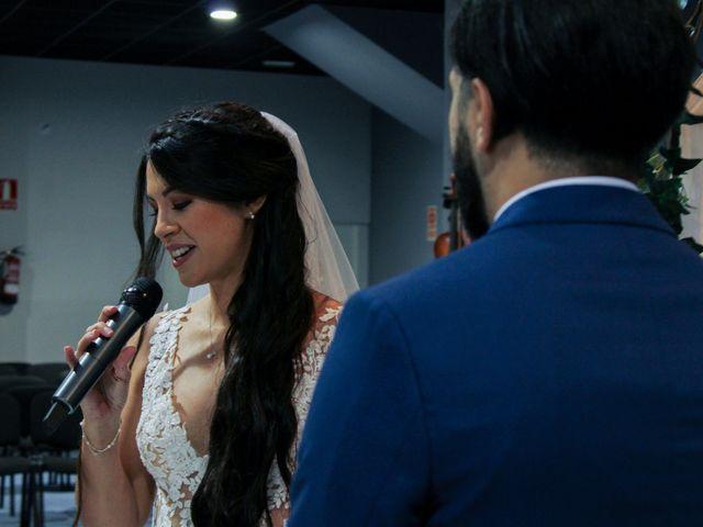 La boda de Emanuel y Jelsy en Sant Boi De Llobregat, Barcelona 23