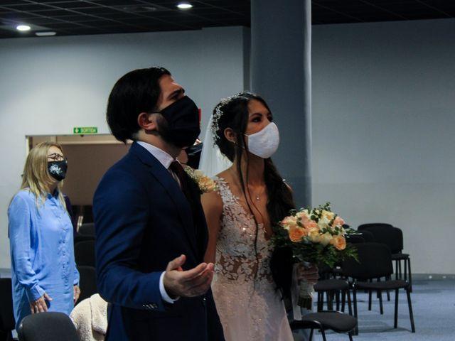 La boda de Emanuel y Jelsy en Sant Boi De Llobregat, Barcelona 27