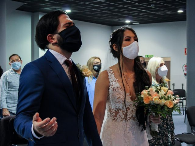 La boda de Emanuel y Jelsy en Sant Boi De Llobregat, Barcelona 28