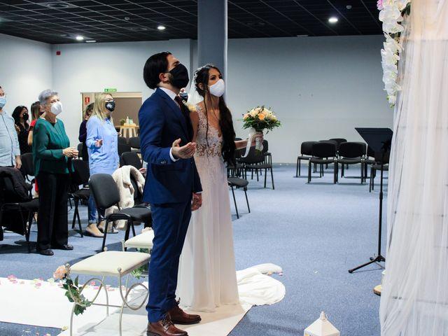 La boda de Emanuel y Jelsy en Sant Boi De Llobregat, Barcelona 31