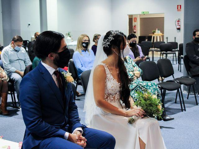 La boda de Emanuel y Jelsy en Sant Boi De Llobregat, Barcelona 42
