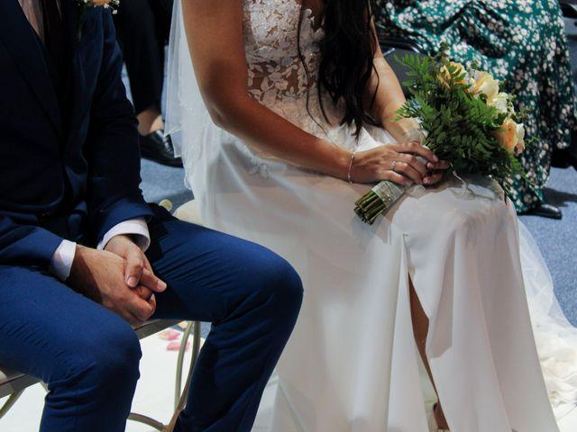 La boda de Emanuel y Jelsy en Sant Boi De Llobregat, Barcelona 43
