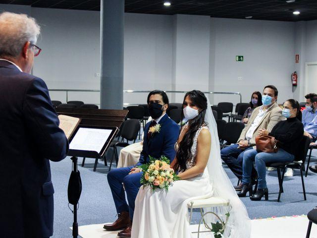La boda de Emanuel y Jelsy en Sant Boi De Llobregat, Barcelona 48