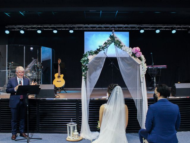 La boda de Emanuel y Jelsy en Sant Boi De Llobregat, Barcelona 50