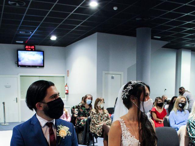 La boda de Emanuel y Jelsy en Sant Boi De Llobregat, Barcelona 57