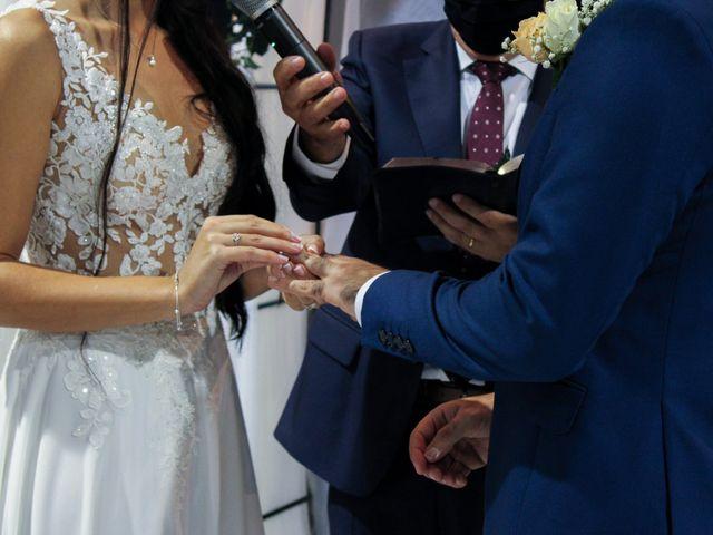 La boda de Emanuel y Jelsy en Sant Boi De Llobregat, Barcelona 62