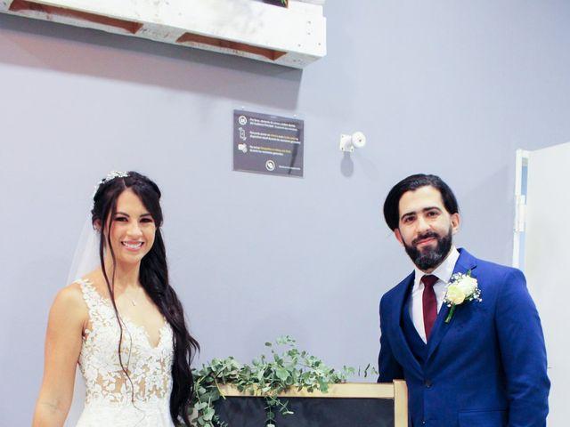 La boda de Emanuel y Jelsy en Sant Boi De Llobregat, Barcelona 2