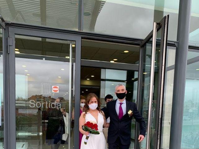 La boda de Miguel y Germania en Terrassa, Barcelona 2