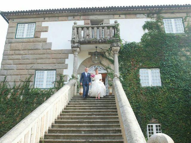 La boda de Daniel y Sabela en Noia, A Coruña 12