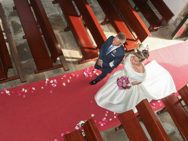 La boda de Daniel y Sabela en Noia, A Coruña 13
