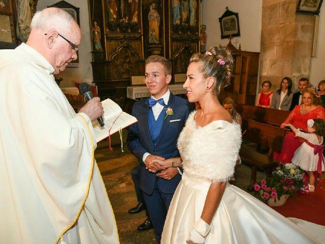 La boda de Daniel y Sabela en Noia, A Coruña 14