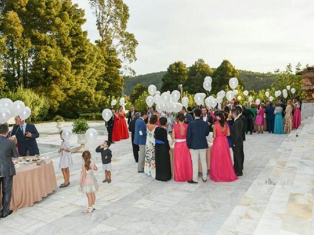 La boda de Daniel y Sabela en Noia, A Coruña 17