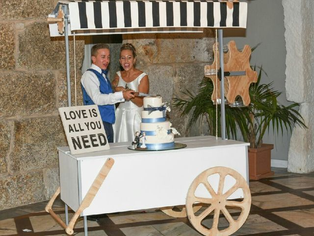 La boda de Daniel y Sabela en Noia, A Coruña 20