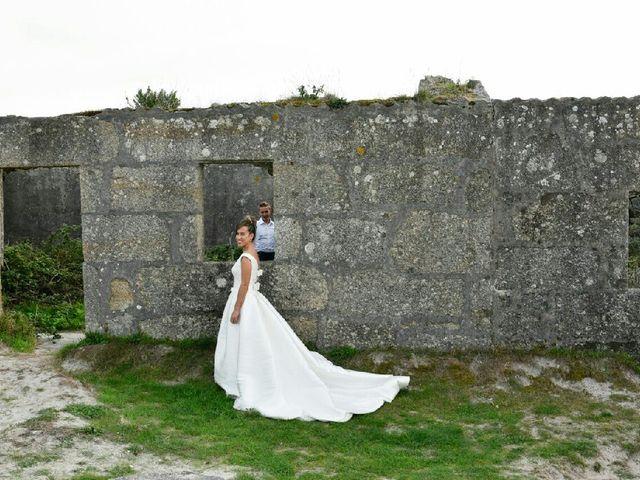 La boda de Daniel y Sabela en Noia, A Coruña 32