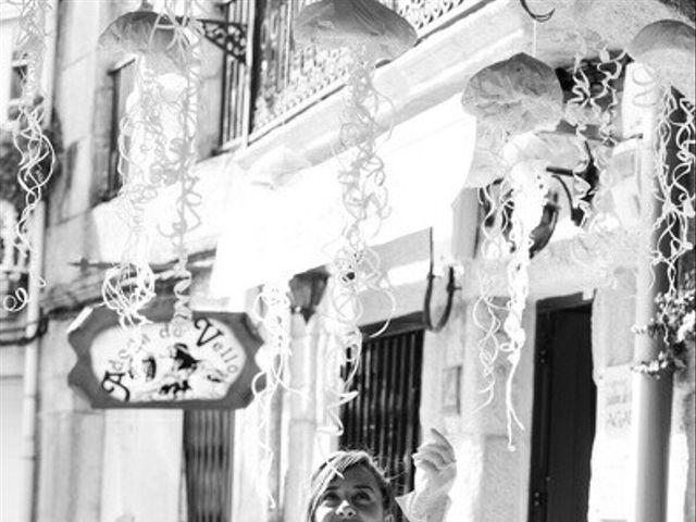 La boda de Daniel y Sabela en Noia, A Coruña 34